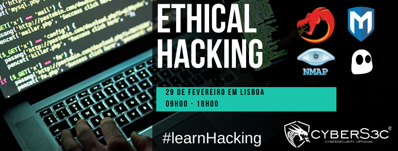 Ethical Hacking Lisboa